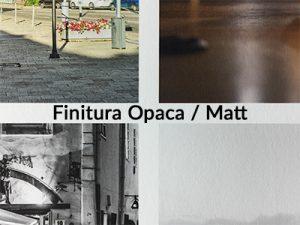 Matt print