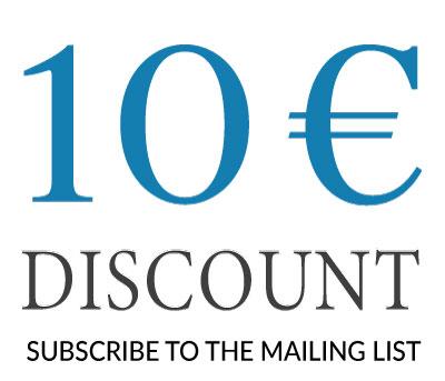 10 eur discount